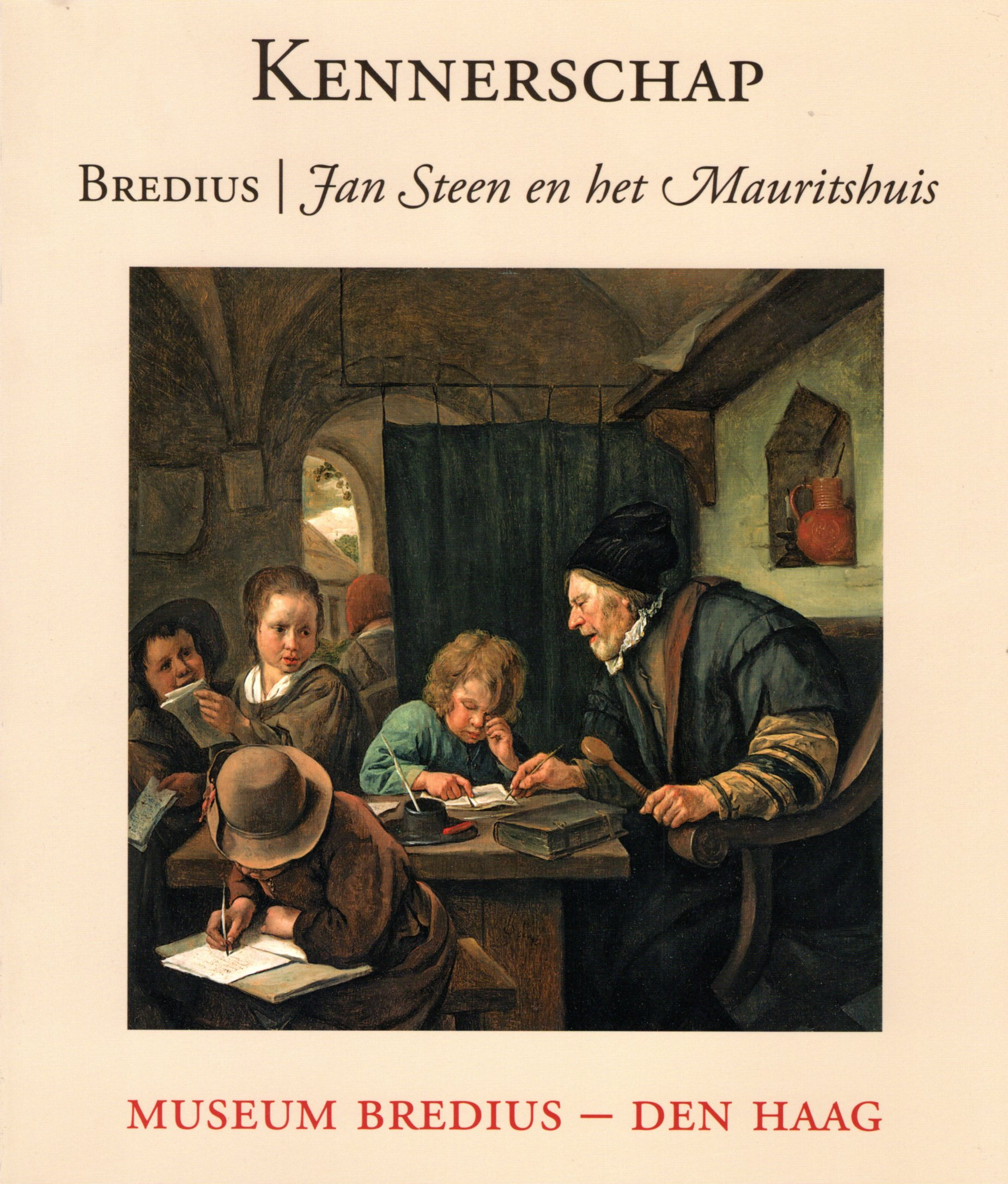 Catalogus Jan Steen